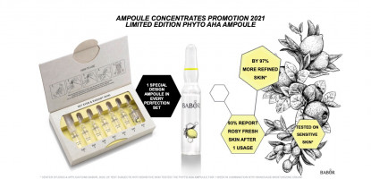 LIMITED EDITION PHYTO AHA AMPOULE
