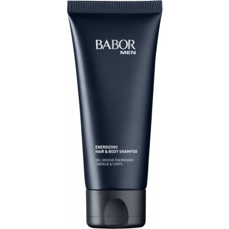 Energizing Hair & Body Shampoo